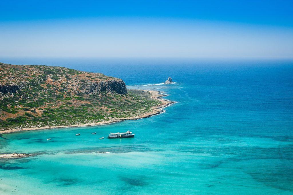 Gramvousa, Chania region, crete, greece