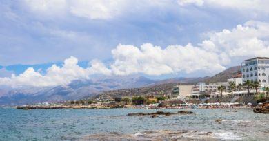 Travel to Hersonissos in Crete, Greece
