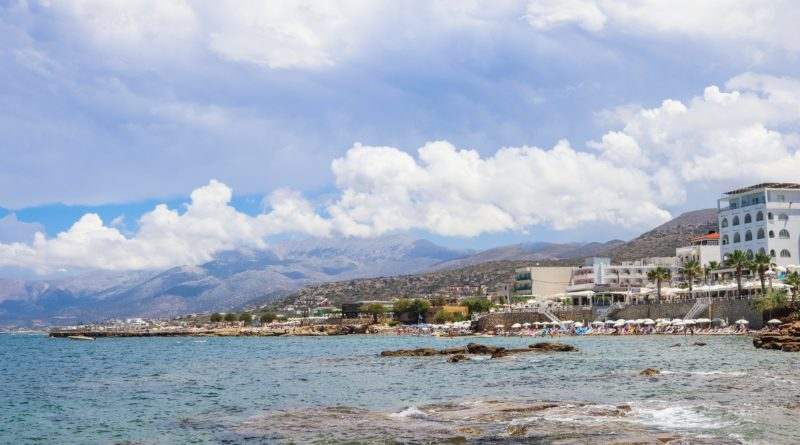 Travel to Hersonissos in Crete, Greece