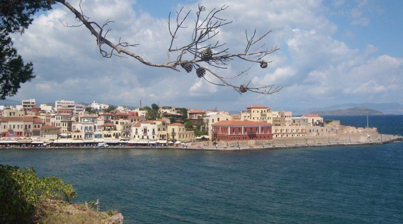Travel to Heraklion, Crete, Greece