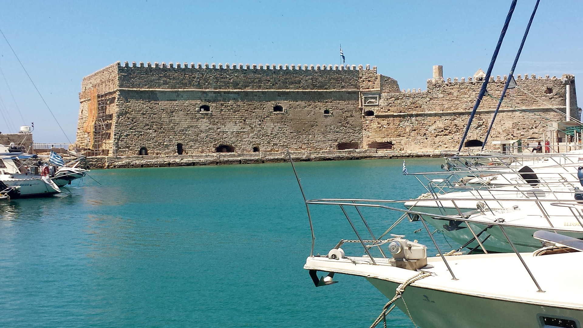 Travel to Heraklion, Crete, Greece