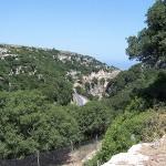 Arkadi Gorge, Rethymno, Crete