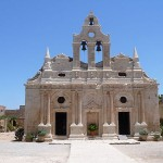 Arkadi Monastery Church, Rethymno, Crete