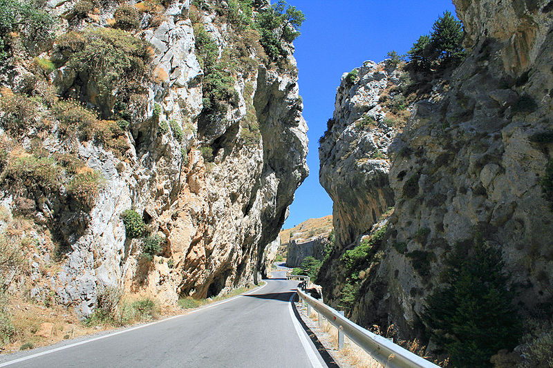 Kotsifos gorge, Rethymno, Crete