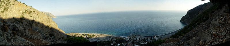 Agia Roumeli, Southwestern Crete