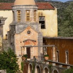 Agia Triada Monastery, Akrotiri, Crete