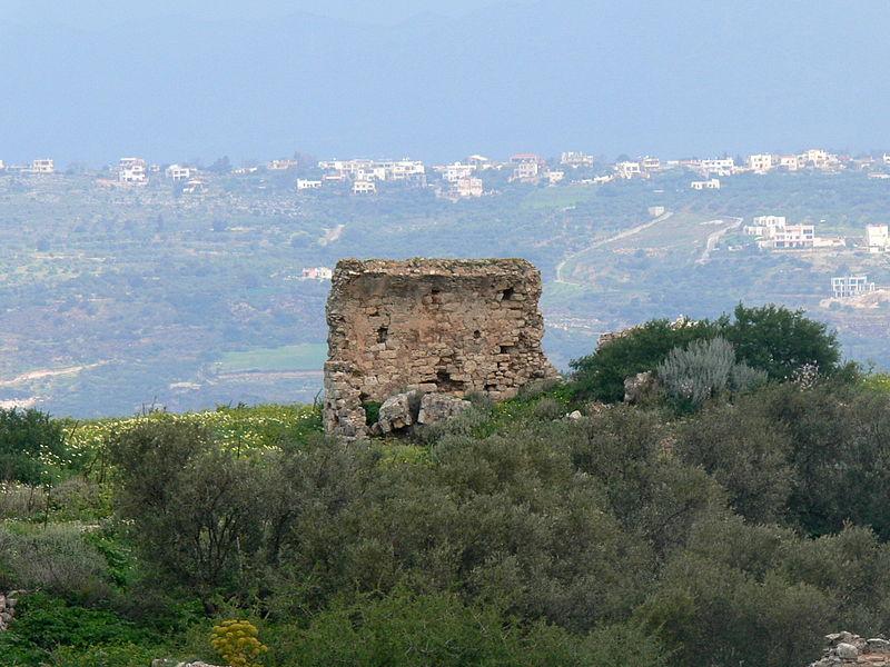 Aptera, Akrotiri, Crete