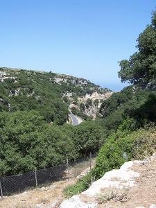 Arkadi Gorge, Mount Ida, Rethymno, Crete
