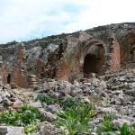 Arkoudiotissa  Ruins, Akrotiri, Crete