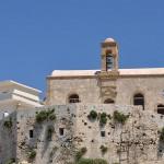 Chrysoskalitissa monastery on Crete near Elafonisi island