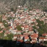Dimitsana village, Arkadia, Greece