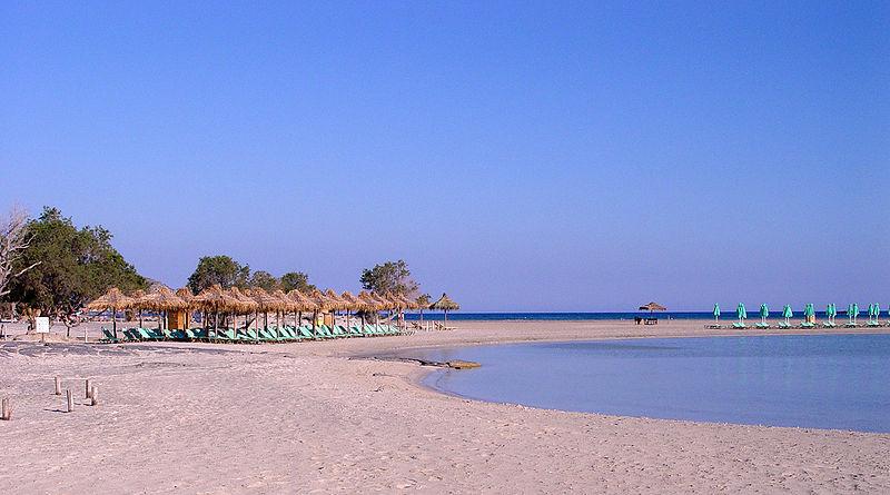 Elafonisi beach, Chania, Crete