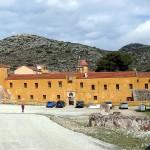 Monastery of Gouverneto, Akrotiri, Crete