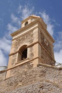 Moni Toplou bell tower, Siteia, Crete