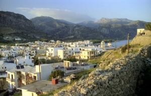 Palaiochora town, Southwest Crete
