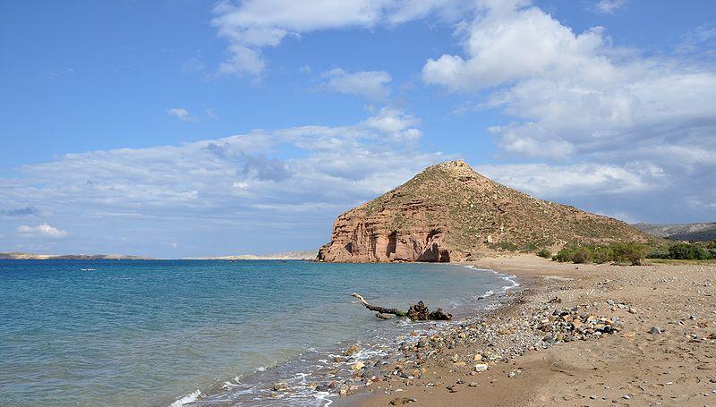 Palekastro, Kouremenos Bay and Kastelli Hill, eastern Crete