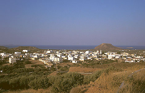 Travel to Palekastro, Eastern Crete