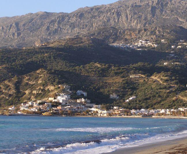 Plakias Bay, Rethymno, Crete