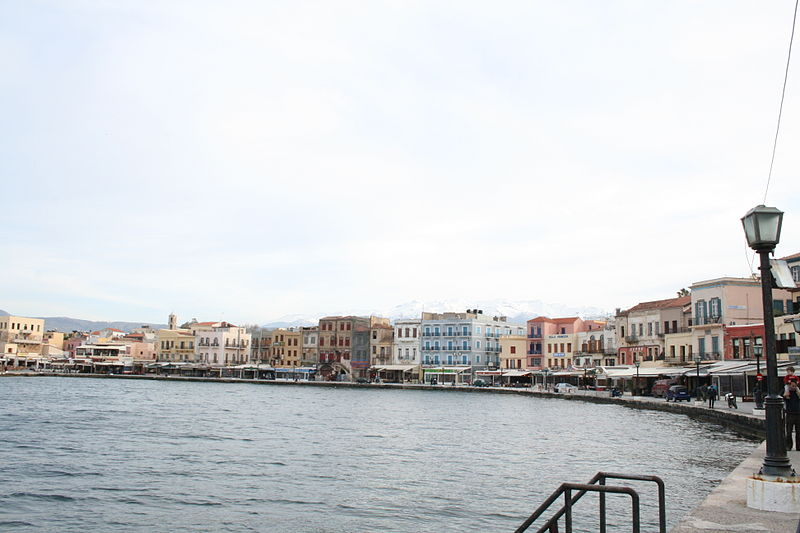 Souda port, Crete, Greece