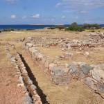 The Minoan site of Roussolakkos, eastern Crete