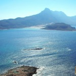 The islet of Arnaouti, Northwestern Crete