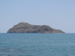 Theodorou - Kri-Kri Island near Crete, Greece