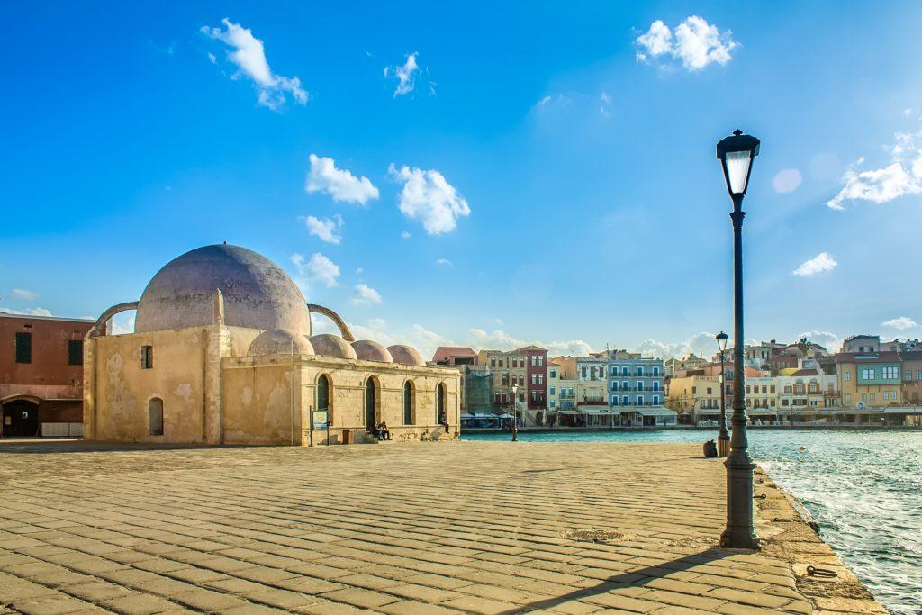 Travel to Chania, Crete - Historic centre