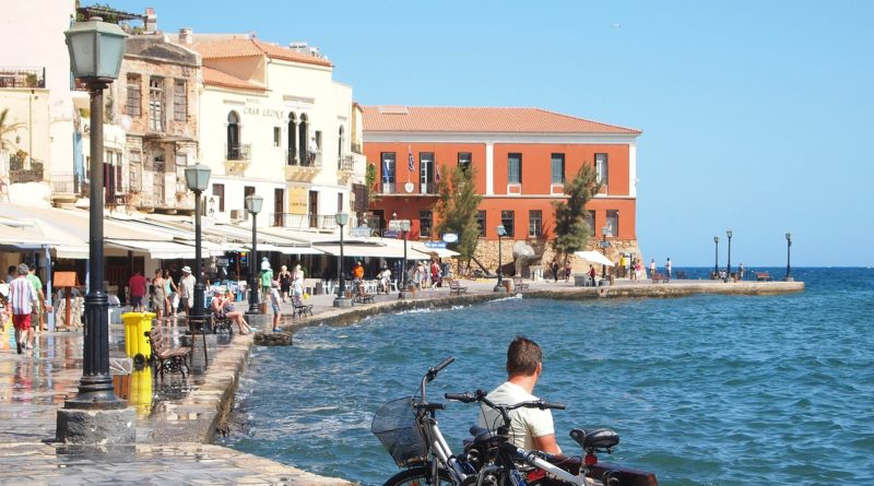 Travel to Chania, Crete, Greece