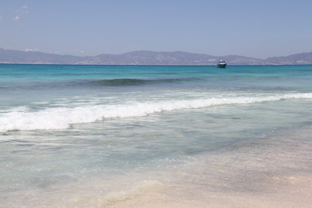 Travel to Chrysi Island, south of Crete in the Libyan Sea, Greece