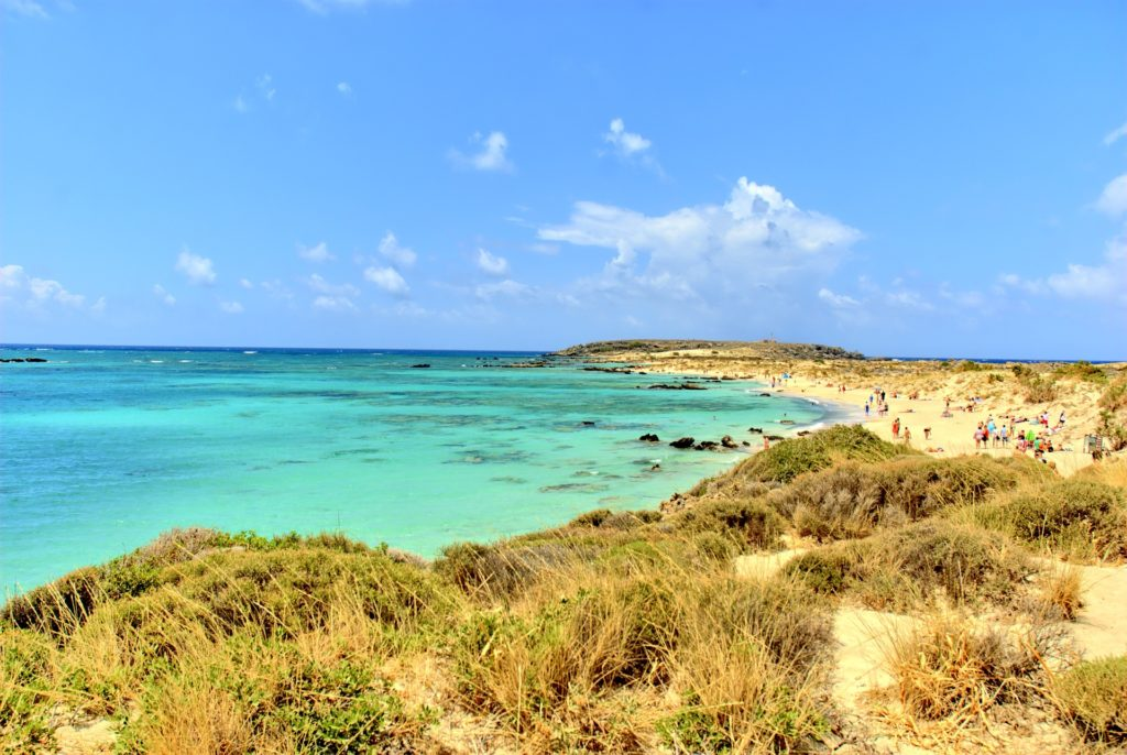 Travel to Western Crete, Elafonisi