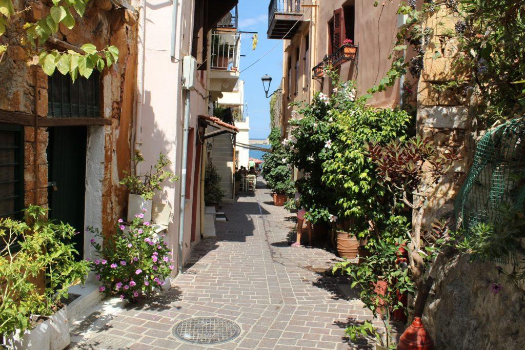 Travel to Chania, Crete, Greece