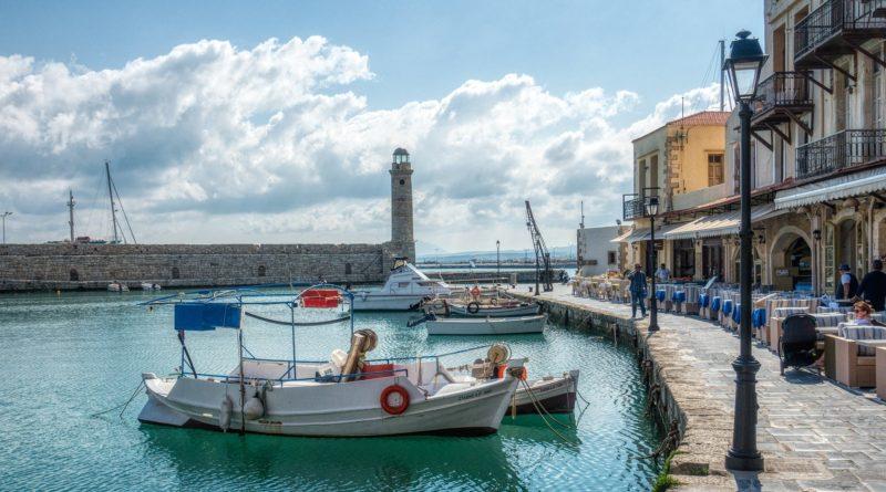 Travel to Rethymno, Crete - Rethymno Habor