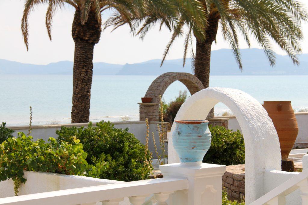 Travel to Siteia town, Eastern Crete, Greece