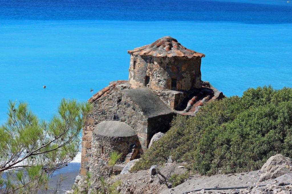 Travel to Southern Crete, Agia Roumeli
