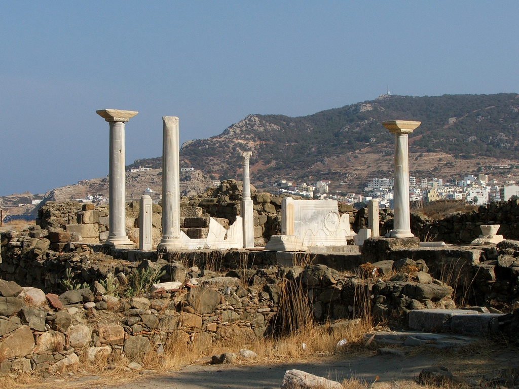 Agia Aphote, Karpathos - Photo by S. Lambadaridis