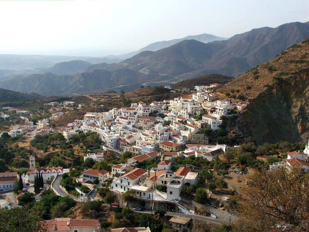 Aperi, Karpathos, Dodecanese, Greece - Photo by S. Lambadaridis