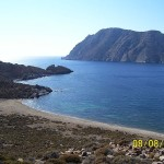 Cape Yenoupa, Patmos, Greece
