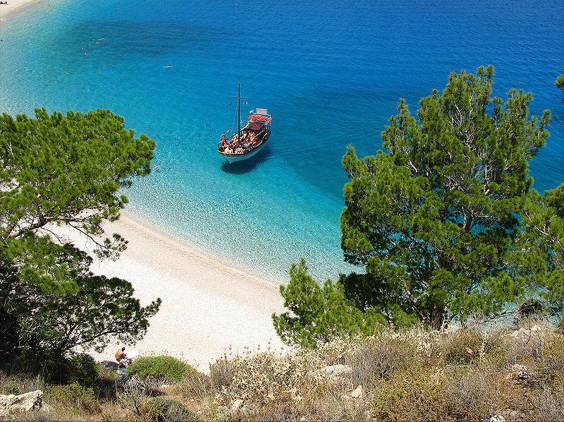 Apella beach, Karpathos, Dodecanese, Greece