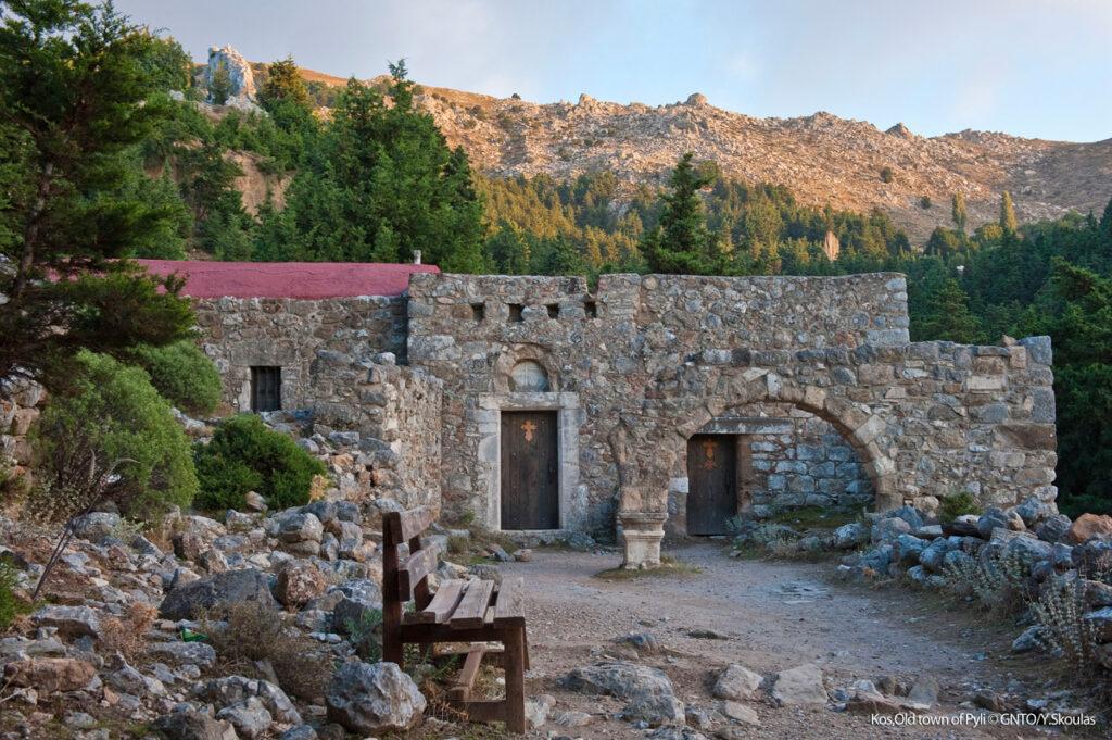Palio Pili, Kos, Dodecanese Greece - Photo by Y. Skoulas