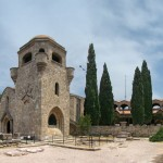 Filerimos Monastery, Ialysos, Rhodes island, Greece