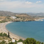 Holiday Resorts north of Lindos, Rhodes island, Greece