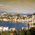 Kastelorizo island, Greece