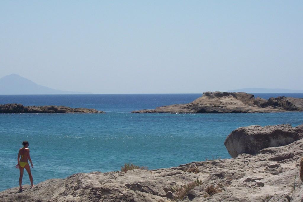 Kefalos beach, Kos island, Greece