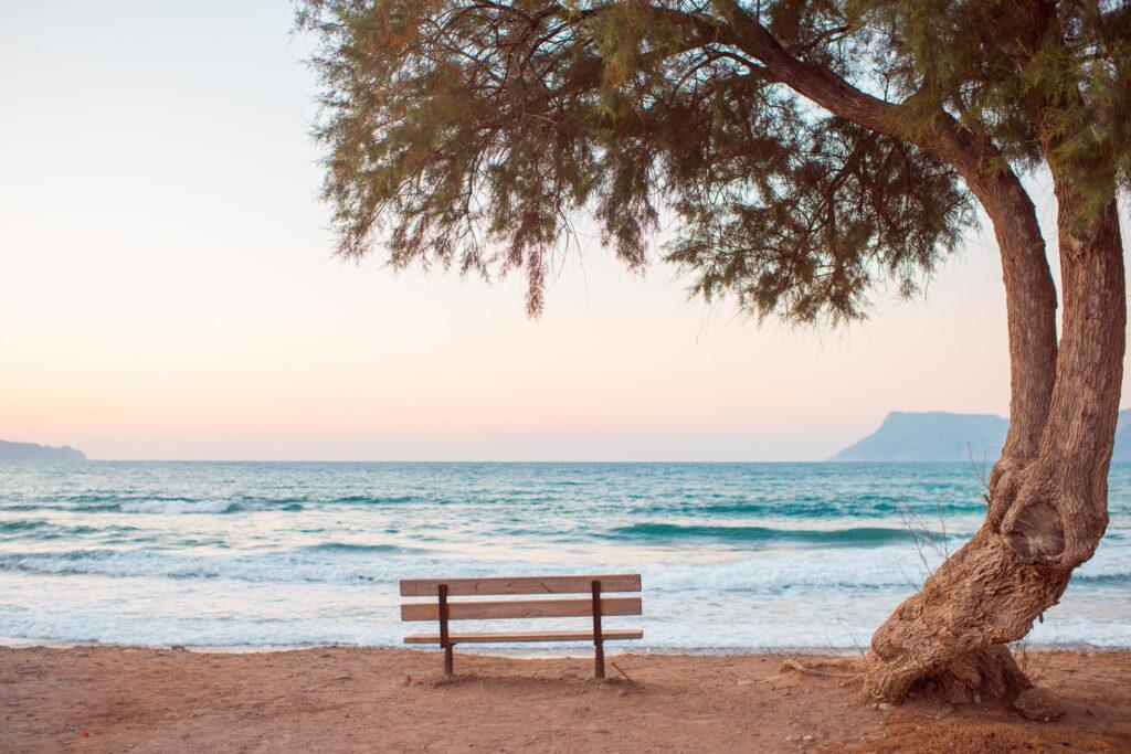 Kissamos beach Chania region Greece Photo by Alessandra Caretto