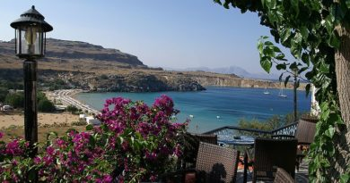 Lindos Old townRhodes island, Greece