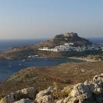 Lindos Villages, Rhodes island, Greece