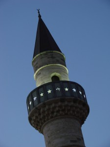 Mosque at Kos island, Greece