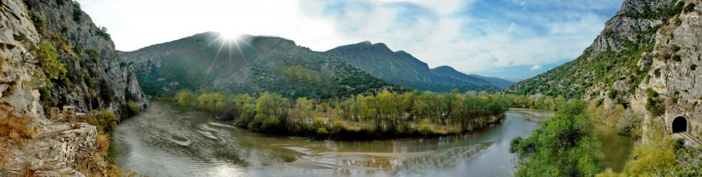 Nestos River, Drama Prefecture, Greece - Photo: Sotiris Lambadaridis