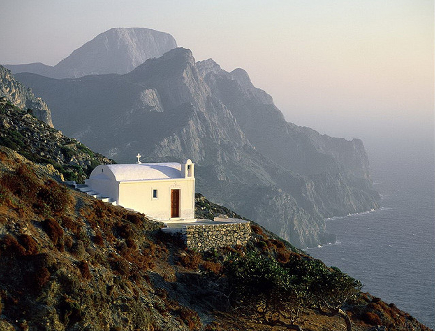 North Karpathos, Greece - Photo by S. Lambadaridis