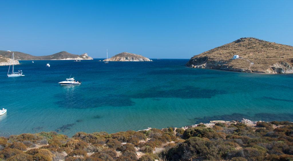 Patmos island - Photo by Sotiris Lambadaridis